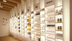 Imagilux creates custom led panels // Escentials concept store by Asylum Singapore 03 Escentials concept store by Asylum, Singapore