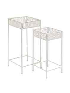 Plant Stands (Set of 2) by UMA at Gilt