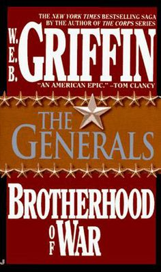 W.E.B. Griffin :: The Official Site :: Buy THE GENERALS