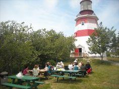 Barrington Passage lighthouse,