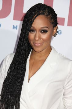 Tia Mowry's latest red carpet look is VERY grown-up and incredible