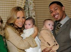 Monique Husband and Twins Photo | ... Beauvais: Black Celebrities Who Are Parenting Twins - Rolling Out