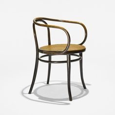 The Bentwood Chairs of Gebrüder Thonet