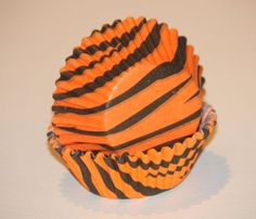 tiger striped party favors | ... , Safari Birthday, Jungle Party, Boy Girl Party Supplies, Baby Shower