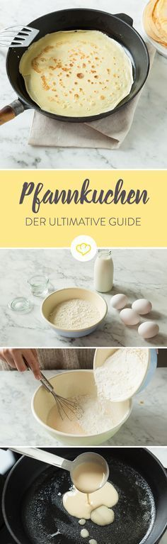 Der ultimative Pfannkuchen-Guide
