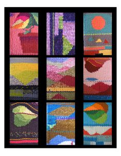 tapestry sampler. I love this sampler. I am planning in creating a series of these.