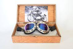 Vintage Café Racer Glasses (Cafe Racer)