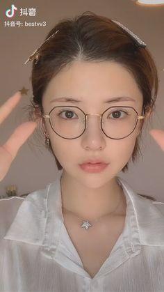 Ulzzang Makeup Tutorial, Lip Makeup Tutorial, Korean Makeup Tutorials, Korea Makeup, Korean Eye Makeup, Asian Makeup, Kawaii Makeup, Alternative Makeup, Makeup Makeover