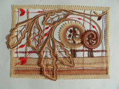 Facebook Burlap Flowers, Lace Flowers, Freeform Crochet, Thread Crochet, Lace Art, Lace Jewelry, Bobbin Lace, Lace Detail, Butterfly