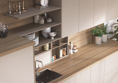 Vanille And Coco Bolo Units Amazonas Worktop Modern Kitchens Pinterest