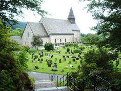 Fana church Bergen, Norway