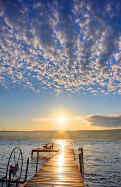 Seneca Lake, Upstate New York (Finger Lakes)