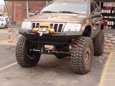 wj rear bumper | My Jeeps
