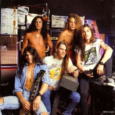"""Jackyl - yes, I was a """"big hair fan"""" for a lot of years! lol"""