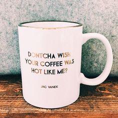 love snarky coffee mugs