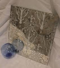 Image result for panels of antique mirror
