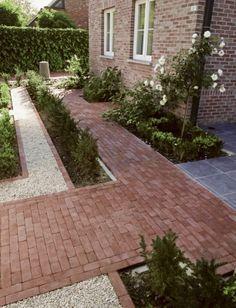 Gebakken bestrating - Fotoalbums - Klaasse Bos Tuinmaterialen voor al uw sierbestrating, natuursteen, tuinhout, blokhutten, tuinverlichting, kunstgras en meer...