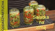 Preserves, Pickles, Mason Jars, Youtube, Food, Canning, Salads, Preserve, Essen