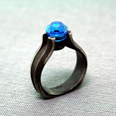 Building Block Ring  Recycled Sterling Silver  by CraigDabler, $85.00