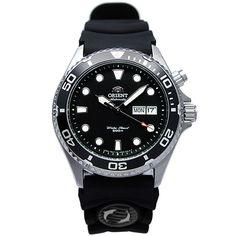 Orient Uhr Ray Automatik Taucheruhr professional Diver - EM6500BB