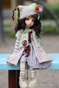 Две сестры.Куклы Линды Макарио. / BJD - шарнирные куклы БЖД / Бэйбики. Куклы фото. Одежда для кукол