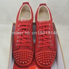 red sole sneaker on Pinterest | Red Bottoms, Red Sole and Italian ...