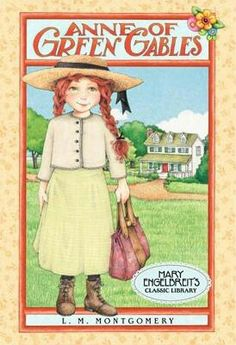 Anne Of Green Gables ~ illustrated by Mary Engelbreit