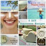 8 DIY Homemade Sunscreen Recipes