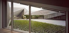 Kengo Kuma & Associates · Kyushu Geibunkan · Divisare