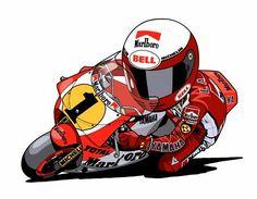 Racing Cafè: Motorcycle Art - Sin Terauti #3