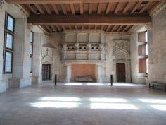 Bourges, St Etienne, Le Palais, France, Berry, Sculpture, Mansions, Architecture, House Styles