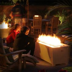 Propane Fire Pit Tables and Custom Furniture | Cooke Furniture