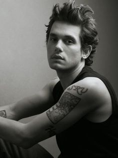 John Mayer: he's an asshole but he's still hot and his music is too
