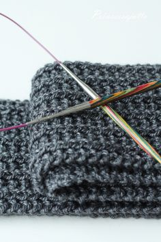 Prinsessajuttu: Lapsen neulottu kaulahuivi Knitted Hats, Diy And Crafts, Sewing, Knitting, Crochet, Fashion, Moda, Dressmaking, Couture