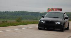 E46 Sedan w/ CSL bumper