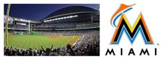 4 Miami Marlins Home Plate Box Tickets!