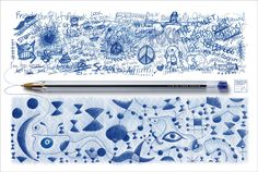 Panamericana School of Art and Design: Pen | Ads of the World™