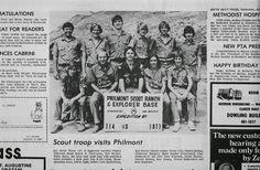 South Belt Houston Digital History Archive: 1977 Philmont Scout Ranch & Troop 110