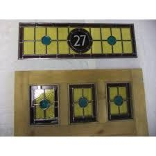 Image result for edwardian stained glass windows with numbers