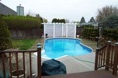 pool privacy