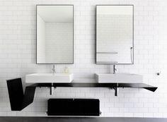 Minimalistic Double Mirrors
