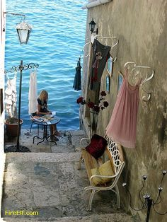 Seaside, Rovinj, Croatia - Interesting Places to Visit - Fire Elf - Best Vacation and Honeymoon Destinations