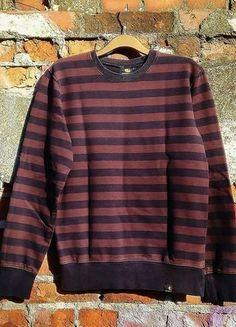 Kup mój przedmiot na #vintedpl http://www.vinted.pl/damska-odziez/bluzy/12355693-bluza-w-paski-carhartt
