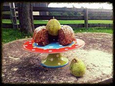 Birnen-Walnuss-Gugelhupf <3 Das köstliche Rezept kannst Du hier finden: http://somanylittlesteps.wordpress.com/2014/09/15/birnen-walnuss-gugelhupf/ #Gugelhupf #Birnen #Walnuss #Ernte #Zimt #Herbst