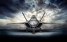 The F-22 is America's most advanced aircraft currently deployed, and is also the country's first fifth-generation stealth fighter.
