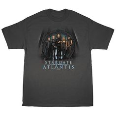 Stargate Atlantis Passageway T-Shirt