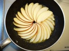 フライパンで簡単!自慢のカラメルアップルケーキ by たっきーママ | レシピサイト「Nadia | ナディア」プロの料理を無料で検索