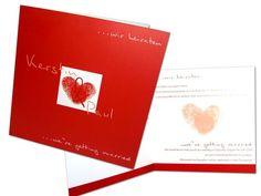 Hochzeits+Einladung+-+Das+Herz+als+beliebtestes+Symbol+für+die+Liebe...