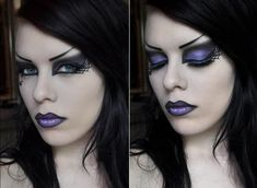 How to Create a Punk Rock Witch Makeup Look for Halloween « Halloween Ideas