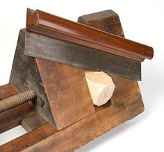 Miter saw, quality from the 18th century.